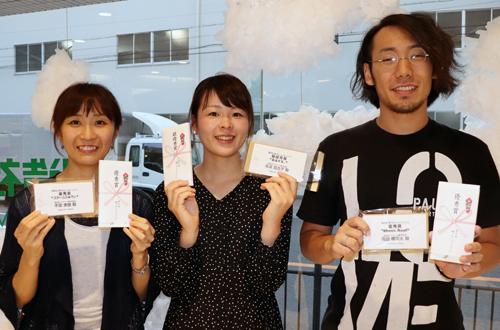 堺プロジェクト アイデアコンペ2018表彰式を開催